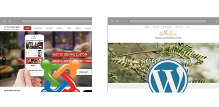 hosting-worpdress-joomla